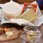 東京ロビン - その時々おすすめのチーズ
