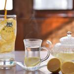 東京ロビン - 自家製レモンシロップのレモネード