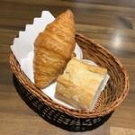 ル・シャタン - パンは2種類