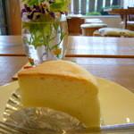 14433554 - 170円のチーズケーキ