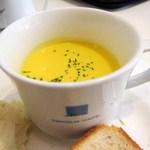 スーホルムカフェ - 冷たいコーンスープ
