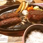 ブロンコビリー 西枇杷島店 - ハンバーグ&ステーキ