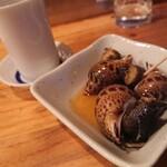 144330279 - ばい貝のうま煮