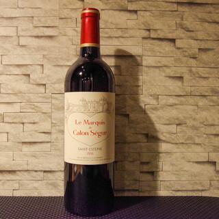京都・福井の日本酒やフランス産ワインをお料理と一緒にどうぞ