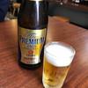 とんかつ わか葉 - ドリンク写真:瓶ビール