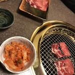 焼肉の本丸 - 料理写真: