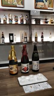 賀茂鶴酒造 - 2020/12/8 三種のみ比べ