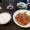 Koumi - 料理写真:しょうが焼き定食