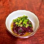 さかな処 三吉 - 料理写真:鯨ハツ