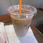 サンマルクカフェ - アイスカフェラテ 270円