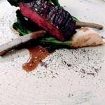 GITA - 段戸山高原牛 時季の野菜