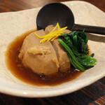 太常うどん - 海老芋の煮物(900円・外税)