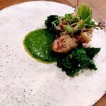 GITA - 牡蠣 パセリ