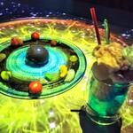 ソラユメ - スイーツ流星群プレート