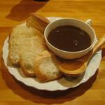 モンド・バー - 伝統のカレースープです。