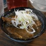 八角 - 2012.8 骨あまから煮(390円)