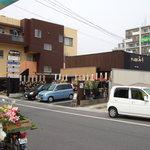 すし道楽 海斗 - 少し分かりづらい隠れ家?!