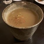 静音 - 鶏スープ