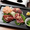 葛城 - 料理写真:刺身4種盛り合わせ