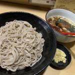 元祖肉肉うどん - 特製魚介つけ麺
