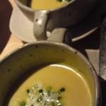 14436664 - 冷製かぼちゃのスープ