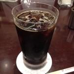 カフェ コロラド - アイスコーヒー