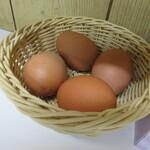 144362544 - トッピングの卵は無料です♪