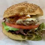 ハングリーベア - 料理写真:ハングリーチーズ