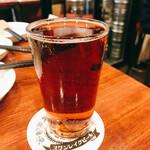 SWANLAKE Pub Edo - アンバースワンエール 250ml650円