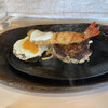 スイス - 料理写真:バーグ+エビ