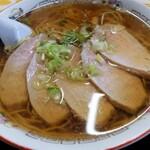 中華そば志のぶ支店 - 料理写真:チャーシュー麺(大盛り)
