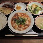 とうりえん - マーボ豆腐定食