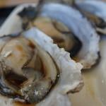 五坪 - 焼き牡蠣