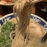 hakatara-menshinshin - 極細ストレート麺✨