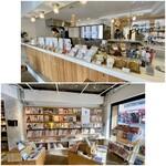 ウィークエンダーズコーヒー オール ライト - 本屋は〝かもめブックス〟  カフェは〝ウィークエンダーズ コーヒー オールライト〟  お店の奥にはギャラリー〝ondo〟