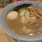 肉中華そばムタヒロ - 料理写真:こくにぼ特製中華そば