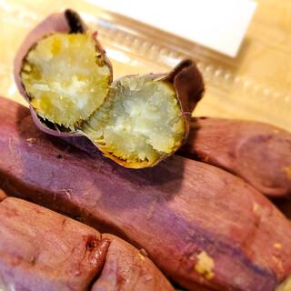 マミーズカフェ - 料理写真:安納芋