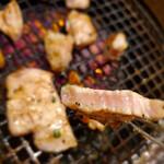 地鶏の里 永楽荘 - 地元どり焼き