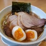 桃李路 - 醤油チャーシュー麺