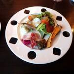 フレンチ ビストロ lemidi - 前菜7種