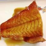 お食事処 さくら - 2012/08/XX 金目鯛煮つけ