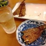 お食事処 さくら - 2012/08/XX 魚にはお酒が良い!