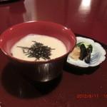 14439984 - 麦とろろご飯(お茶漬けのようにサラサラ)