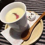 カフェはれま - 甘酒ラテ。(ฅΦωΦ)ฅ可愛い