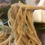 ろく月 - 麺