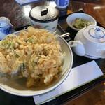 味匠 天宏 - 天ぷら茶漬と、茶碗蒸し