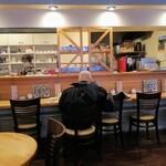 珈琲工房 あらびか - 昔の喫茶店の雰囲気です。