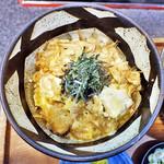 さぬきうどん あじ川 - 穴子丼