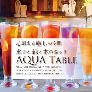 豊富なノンアル★テーブルを彩る華やかな【HERBALTEA】