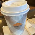 サンマルクカフェ - ブレンドコーヒーM ¥250-